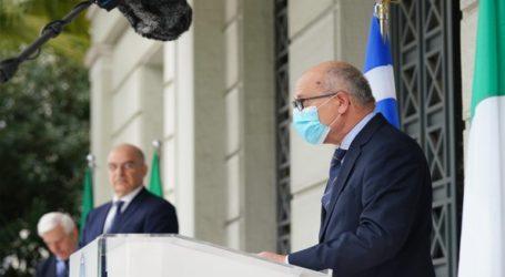Η επιστολή του Ιταλού πρέσβη στην Αθήνα
