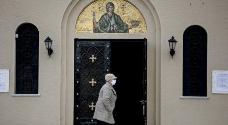 Κεκλεισμένων των θυρών οι λειτουργίες του Πάσχα στις Εκκλησίες