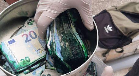 Άχρηστα ήταν τα χρήματα που έκλεψαν οι ληστές από το ATM στη Λεωφόρο Βουλιαγμένης