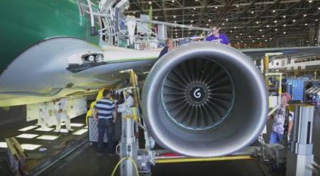 Προσωρινή αναστολή της παραγωγής του αεροσκάφους Boeing 787 στη Νότια Καρολίνα