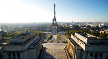 Υπό περιορισμό και το τζόγκινγκ στο Παρίσι