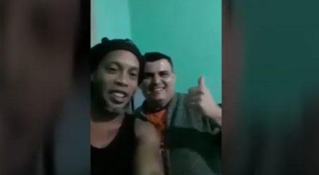 Το μήνυμα του Ροναλντίνιο μέσα από τη φυλακή της Παραγουάης