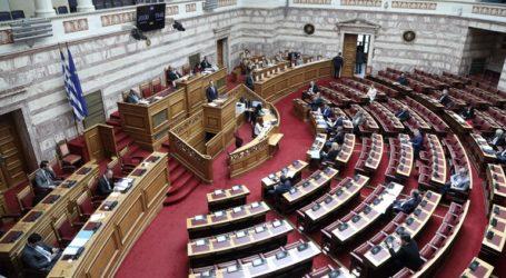Υπερψηφίστηκε το νομοσχέδιο με τα μέτρα στήριξης επιχειρήσεων και εργαζομένων