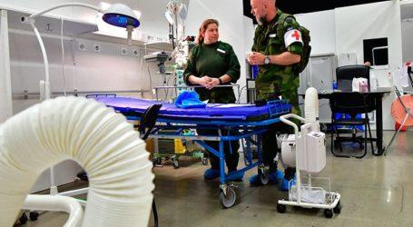 Στους 114 οι νεκροί σε μία ημέρα από τον κορωνοϊό στη Σουηδία