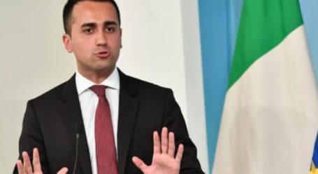 «Eίναι προς το συμφέρον όλων να βρεθεί σύντομα μια συμφωνία στην Ευρώπη. Αν καταρρεύσει ένας, θα καταρρεύσουν όλοι», δηλώνει ο Ιταλός ΥΠΕΞ, Ντι Μάιο