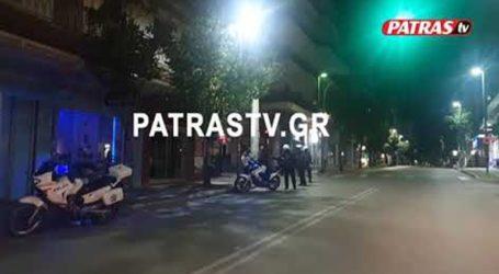 Άγριος ξυλοδαρμός στο κέντρο της Πάτρας και… πρόστιμο 150 ευρώ στο θύμα