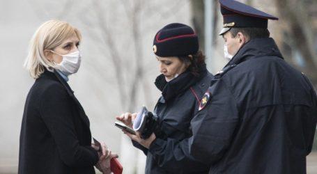 Ο δήμαρχος της Μόσχας ανακοίνωσε την επιβολή περιορισμών στην κυκλοφορία