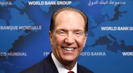 Αισιόδοξος ο πρόεδρος της Παγκόσμιας Τράπεζας για τις προοπτικές ελάφρυνσης χρέους των φτωχότερων χωρών του πλανήτη