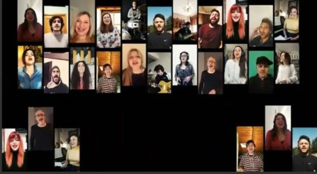 Ιταλοί καλλιτέχνες τραγουδούν το «We are the world» σε συνθήκες καραντίνας για να ευχηθούν Καλό Πάσχα