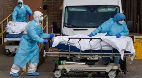 ΗΠΑ: Στους 19.500 οι νεκροί