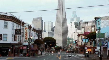 Το φημισμένο Σαν Φρανσίσκο στην εποχή της πανδημίας, από ψηλά