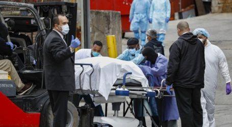 ΗΠΑ-Covid-19: Επιπλέον 1.920 νεκροί σε 24 ώρες