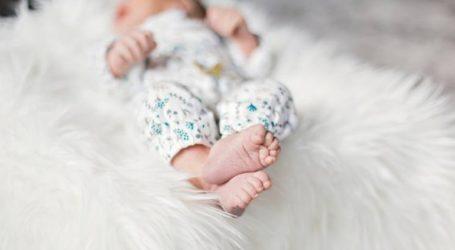 Μωρό ενός έτους βρέθηκε θετικό στον κορωνοϊό