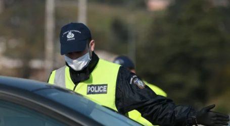 Θετικός στον κορωνοϊό αστυνομικός στην Θεσσαλονίκη