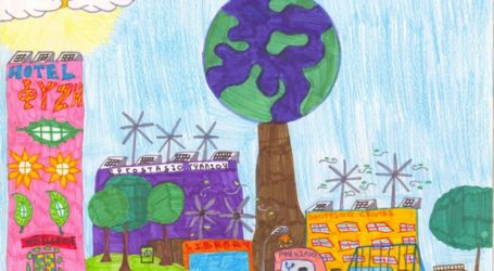 Μια φωτογραφία ή μια παιδική ζωγραφιά για την Παγκόσμια Ημέρα της Γης