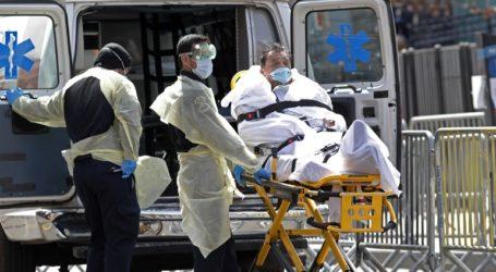 Αγγίζει τις 25.000 ο αριθμός των νεκρών στις ΗΠΑ από τον κορωνοϊό