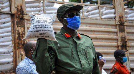 Πολλές χώρες της κεντρικής Αφρικής επέβαλαν την υποχρεωτική χρήση μάσκας