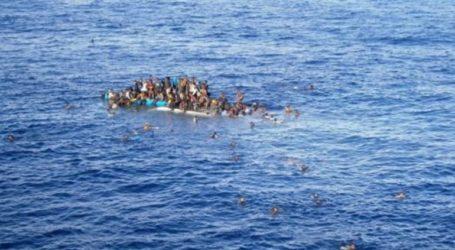 Πέντε μετανάστες πνίγηκαν, επτά αγνοούνται, 51 διασώθηκαν έπειτα από ναυάγιο