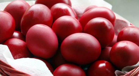 Συμβολισμοί και τεχνοτροπίες στο βάψιμο των αβγών