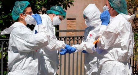 Στους 525 οι νεκροί εξαιτίας του κορωνοϊού σε ένα 24ωρο στην Ιταλία