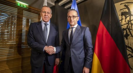 Ρωσία και Γερμανία θεωρούν αναγκαία τη συνεργασία για την αντιμετώπιση του κορωνοϊού