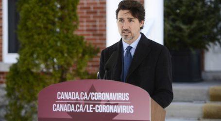 Τριντό: Οι περιορισμοί στα σύνορα Καναδά
