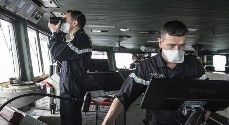 Θετικοί στον κορωνοϊό 940 ναύτες του αεροπλανοφόρου Σαρλ Ντε Γκολ