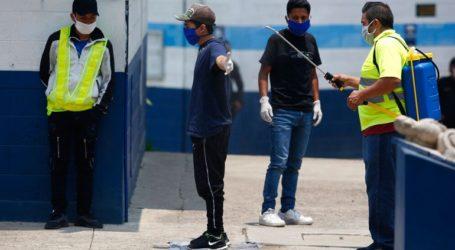 Έφτασαν στη Γουατεμάλα μετανάστες μολυσμένοι από τις ΗΠΑ