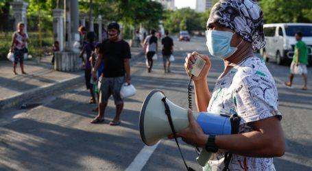 Η Μανίλα αναφέρει 10 νέους θανάτους και 209 νέα κρούσματα κορωνοϊού