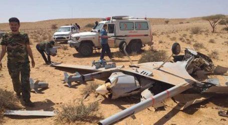Νέα κατάρριψη τουρκικού UAV από τον στρατό του Χαφτάρ