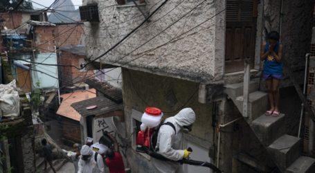 Βραζιλία-Covid-19: Στους 2.347 οι νεκροί