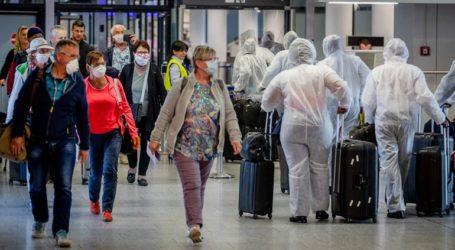 184 νέοι θάνατοι και 2.458 νέα κρούσματα στη Γερμανία