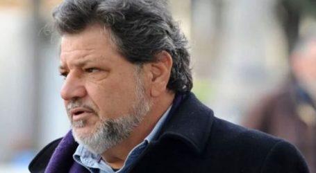 Εκτάκτως στο νοσοκομείο ο ηθοποιός Γιώργος Παρτσαλάκης