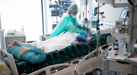 Καταγράφηκε η μικρότερη ημερήσια αύξηση θανάτων σε τρεις εβδομάδες