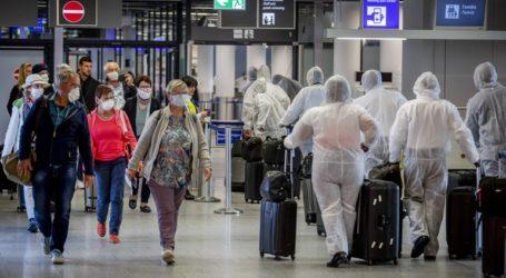 Υποχρεωτική χρήση μάσκας ζητούν οι αεροπορικές εταιρείες και τα αεροδρόμια