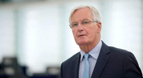 Βρετανία και Ε.Ε. συνεχίζουν τις διαπραγματεύσεις για μια εμπορική συμφωνία μέσω τηλεδιάσκεψης