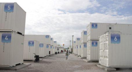 Η Αυστρία αποστέλλει στην Ελλάδα 181 κοντέινερ διαμονής και υγειονομικού εξοπλισμού για μετανάστες
