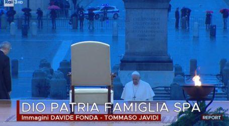 O κορωνοϊός προκαλεί κρίση στο Βατικανό