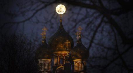 Πέθανε από κορωνοϊό ιερέας στη Μόσχα
