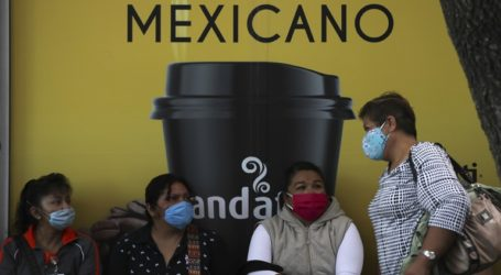 Μεξικό-Covid-19: Στους 857 οι νεκροί