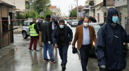 Πόρτα- πόρτα οι έλεγχοι στο συνοικισμό Ρομά στη Λάρισα