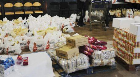 Φοιτητές στη Γαλλία κάνουν ουρές για να πάρουν δωρεάν τρόφιμα