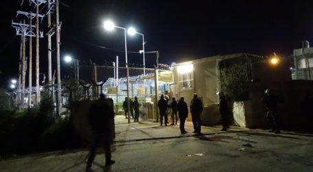 Πυροβολισμοί στον καταυλισμό προσφύγων στη Μόρια