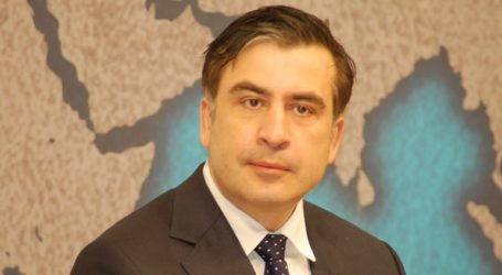 Ο Ζελένσκι προωθεί στην κυβέρνηση τον πρώην πρόεδρο της Γεωργίας