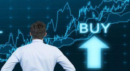 Ισχυρή άνοδος με χαμηλό όγκο συναλλαγών