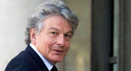 Η ΕΕ οδεύει προς οικονομική συρρίκνωση 5-10% το 2020, λέει ο επίτροπος Μπρετόν