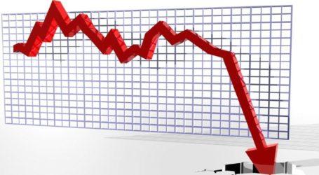 Οι τραπεζικές πιέσεις οδήγησαν το Χρηματιστήριο σε πτώση