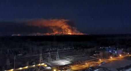 Οι φωτιές κοντά στο Τσερνόμπιλ δεν θέτουν κίνδυνο για την υγεία
