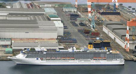 Στα 150 τα κρούσματα στο κρουαζιερόπλοιο Costa Atlantica