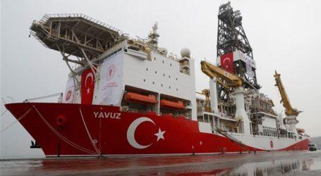 Το Γιαβούζ ξεκίνησε γεωτρήσεις δυτικά της Κύπρου